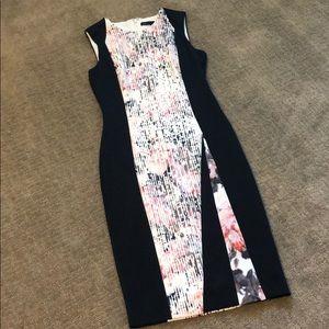 White House black market size 0 dress